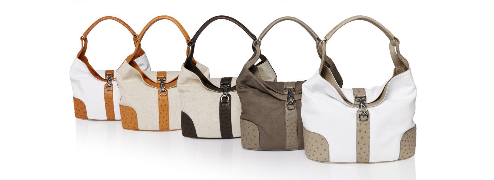 Designer Handtasche Kabo Safari Bag