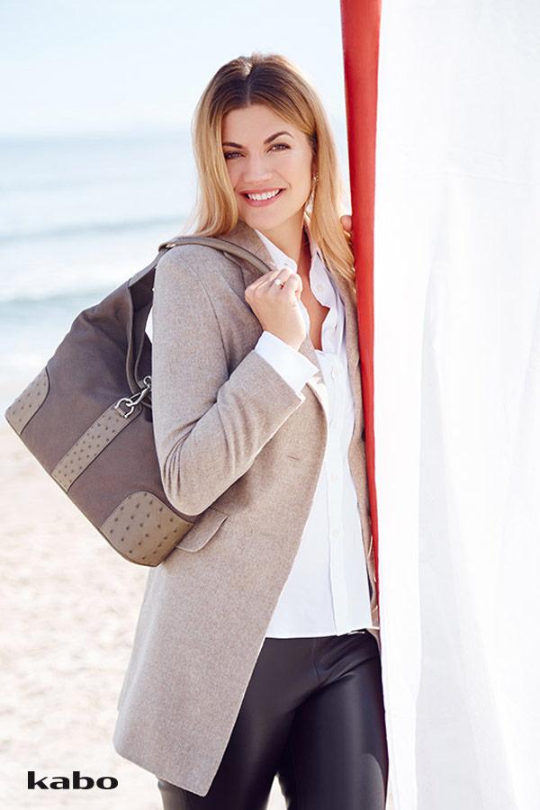 Nina Bott Handtasche