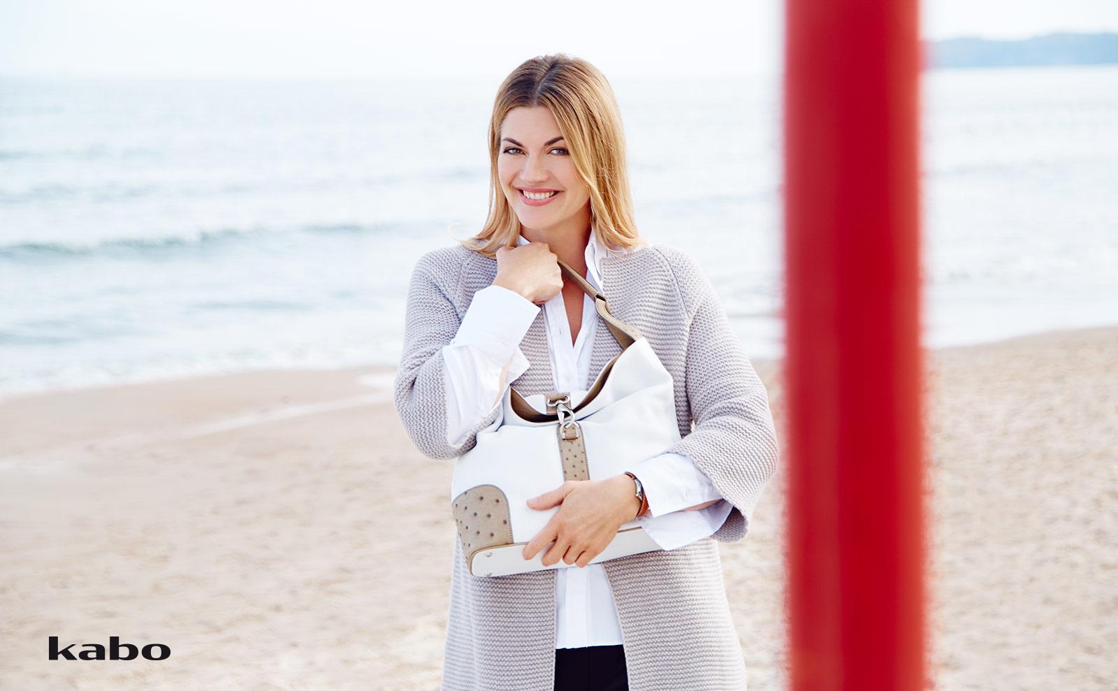 Nina Bott Handtasche Designer Handtasche